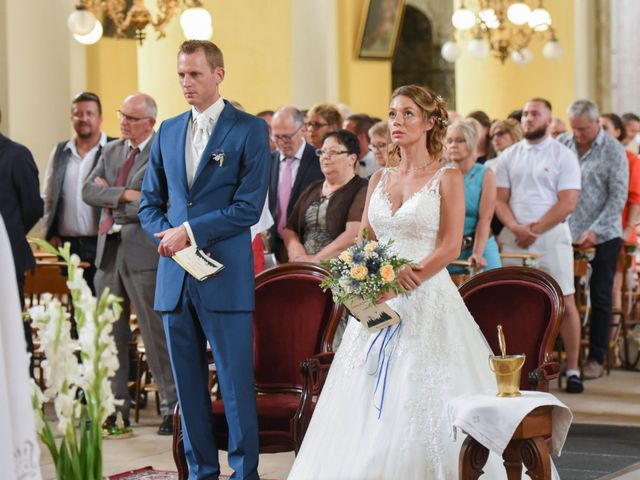 Le mariage de Jean-Olivier et Justine à Lunéville, Meurthe-et-Moselle 21