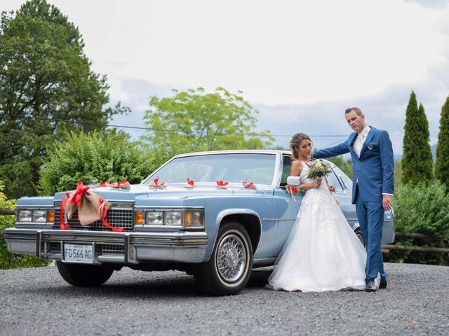 Le mariage de Jean-Olivier et Justine à Lunéville, Meurthe-et-Moselle 27