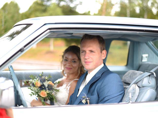 Le mariage de Jean-Olivier et Justine à Lunéville, Meurthe-et-Moselle 28