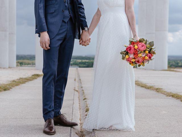 Le mariage de Vincent et Emilie à Cergy, Val-d'Oise 2