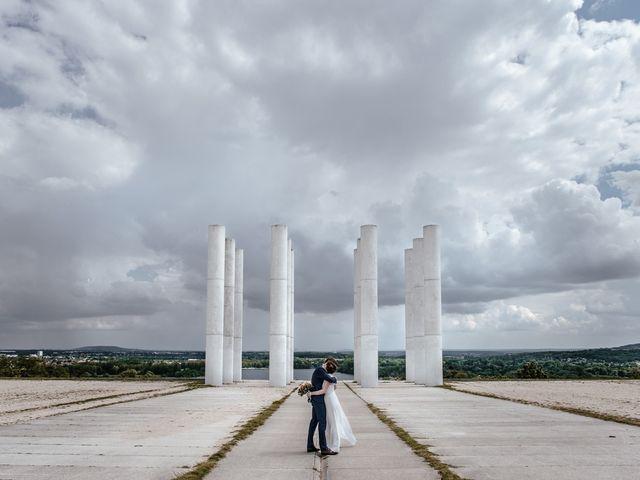 Le mariage de Vincent et Emilie à Cergy, Val-d'Oise 3