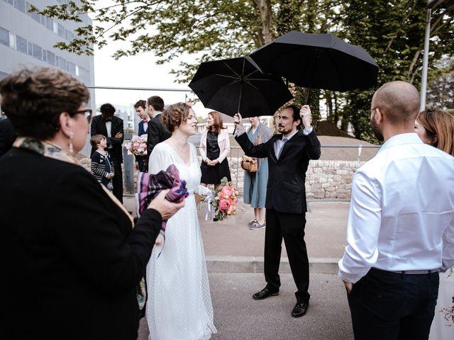 Le mariage de Vincent et Emilie à Cergy, Val-d'Oise 5