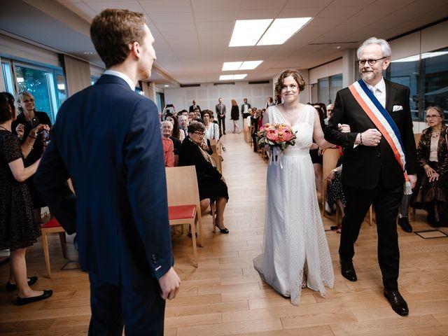Le mariage de Vincent et Emilie à Cergy, Val-d'Oise 6