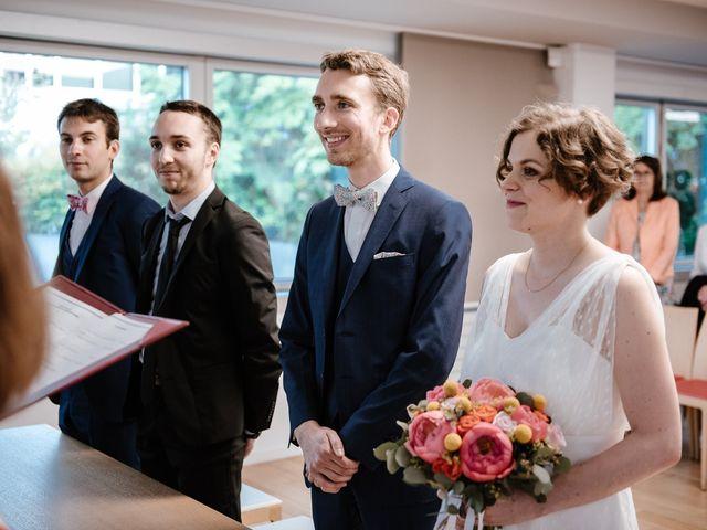 Le mariage de Vincent et Emilie à Cergy, Val-d'Oise 9