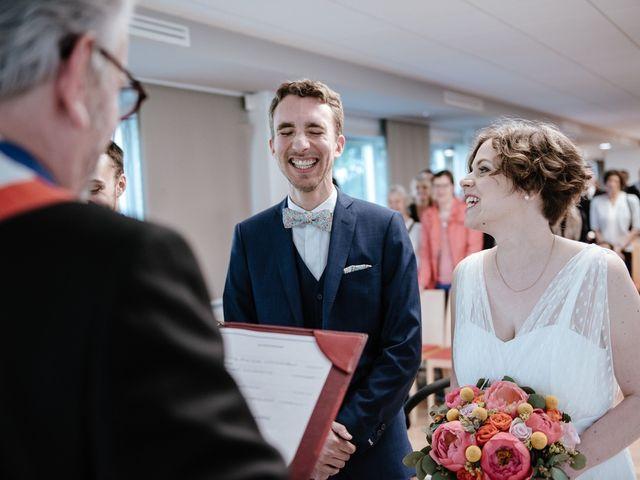Le mariage de Vincent et Emilie à Cergy, Val-d'Oise 10
