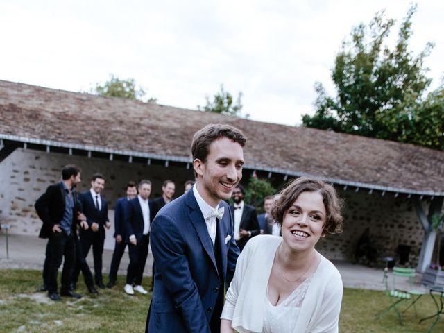 Le mariage de Vincent et Emilie à Cergy, Val-d'Oise 41