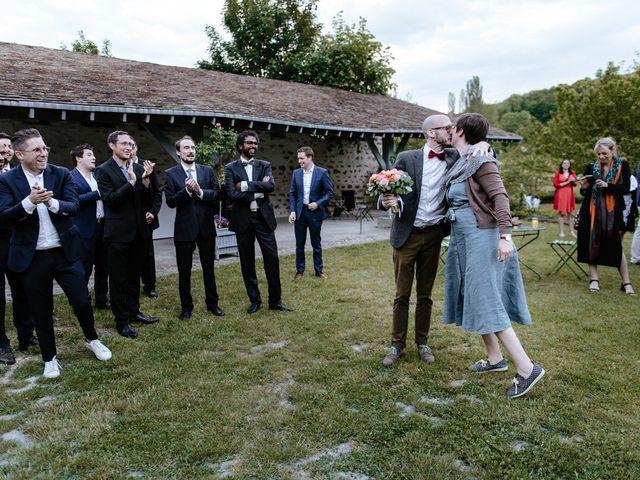 Le mariage de Vincent et Emilie à Cergy, Val-d'Oise 44