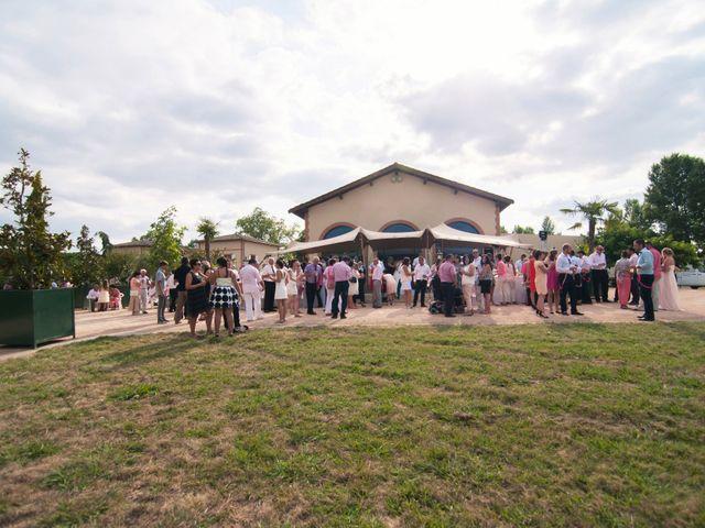 Le mariage de Tony et Marie à Castelginest, Haute-Garonne 24