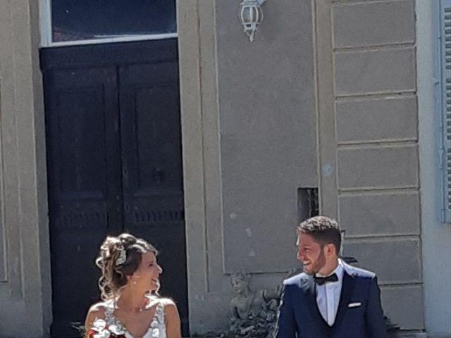 Le mariage de Cédric et Pauline à Saint-Laurent-de-Chamousset, Rhône 3