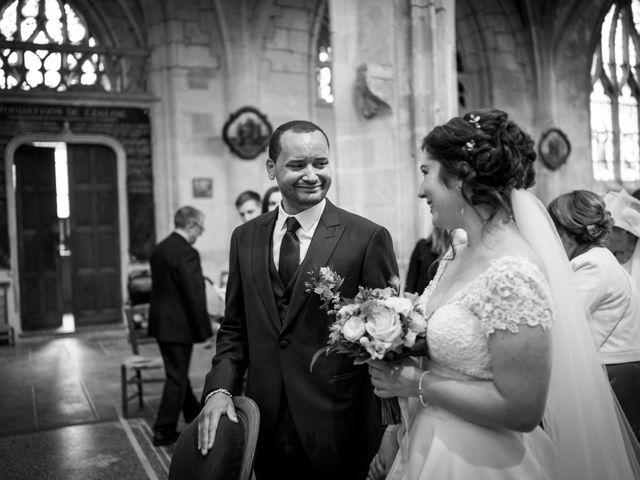 Le mariage de Lylian et Solène à Mamers, Sarthe 91