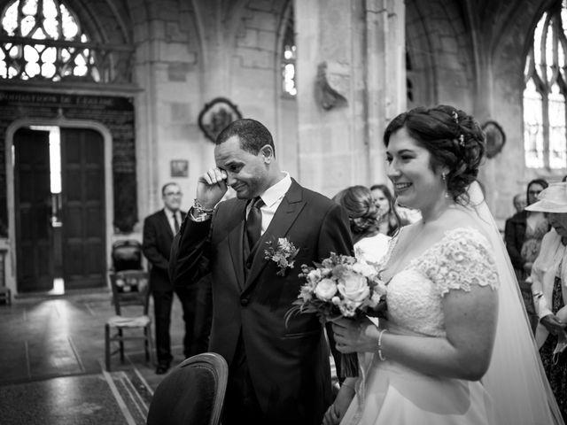 Le mariage de Lylian et Solène à Mamers, Sarthe 92