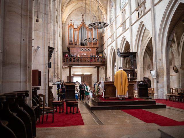 Le mariage de Lylian et Solène à Mamers, Sarthe 93