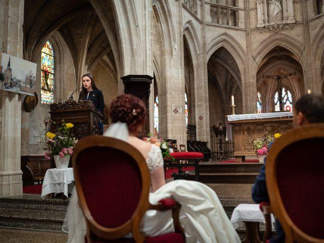 Le mariage de Lylian et Solène à Mamers, Sarthe 96