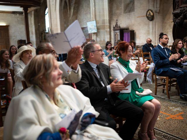 Le mariage de Lylian et Solène à Mamers, Sarthe 106