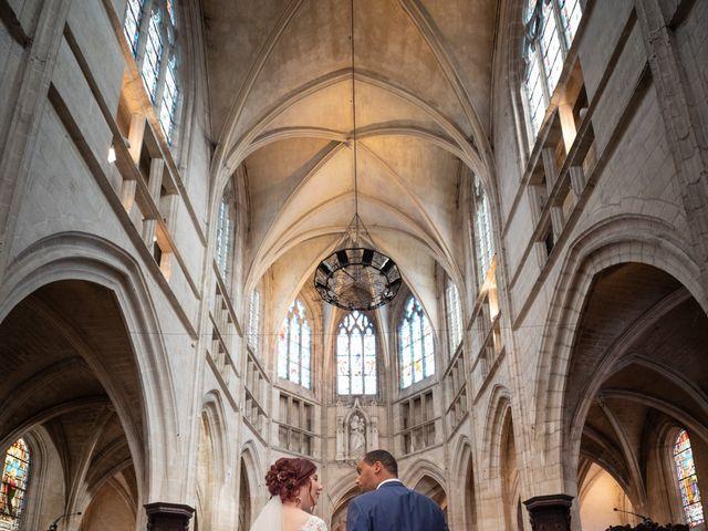 Le mariage de Lylian et Solène à Mamers, Sarthe 123