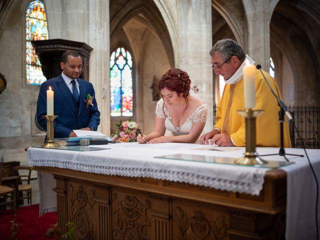 Le mariage de Lylian et Solène à Mamers, Sarthe 124