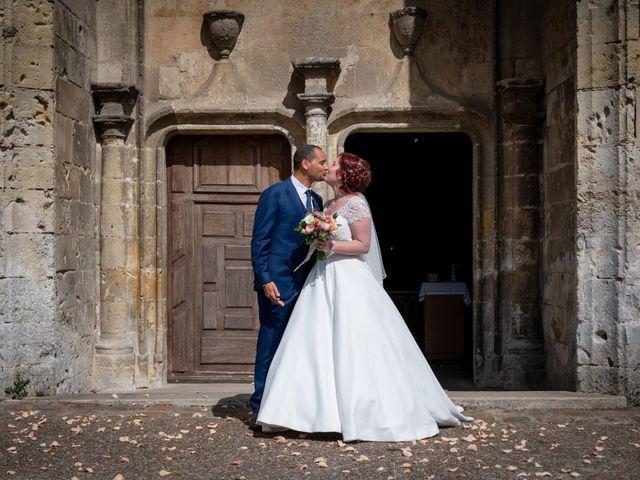 Le mariage de Lylian et Solène à Mamers, Sarthe 128