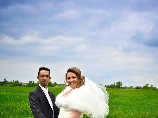 Le mariage de Cécile et Thierry à Grenade, Haute-Garonne 7
