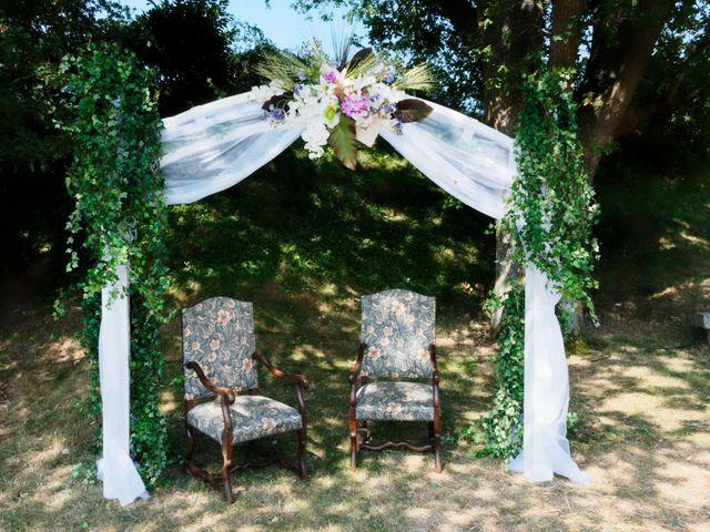 Le mariage de Laurent et Florence  à Longny-au-Perche, Orne 5