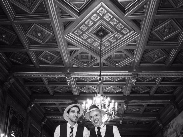 Le mariage de Hughes et Patrick à Paris, Paris 6