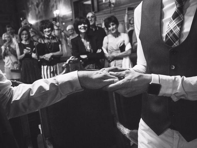 Le mariage de Hughes et Patrick à Paris, Paris 13