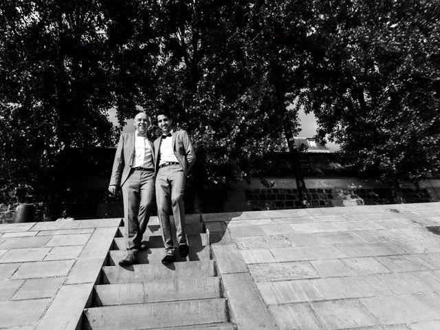 Le mariage de Hughes et Patrick à Paris, Paris 25