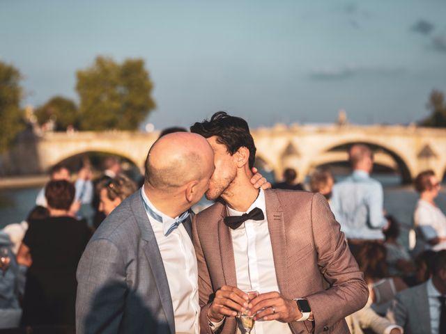 Le mariage de Hughes et Patrick à Paris, Paris 41
