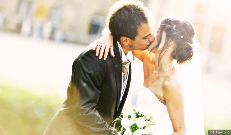 Le mariage de Damien et Odile à Marzy, Nièvre