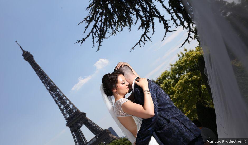 Le mariage de Stephane et Johanna à Grisy-Suisnes, Seine-et-Marne