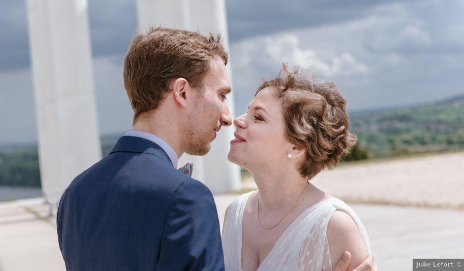 Le mariage de Vincent et Emilie à Cergy, Val-d'Oise