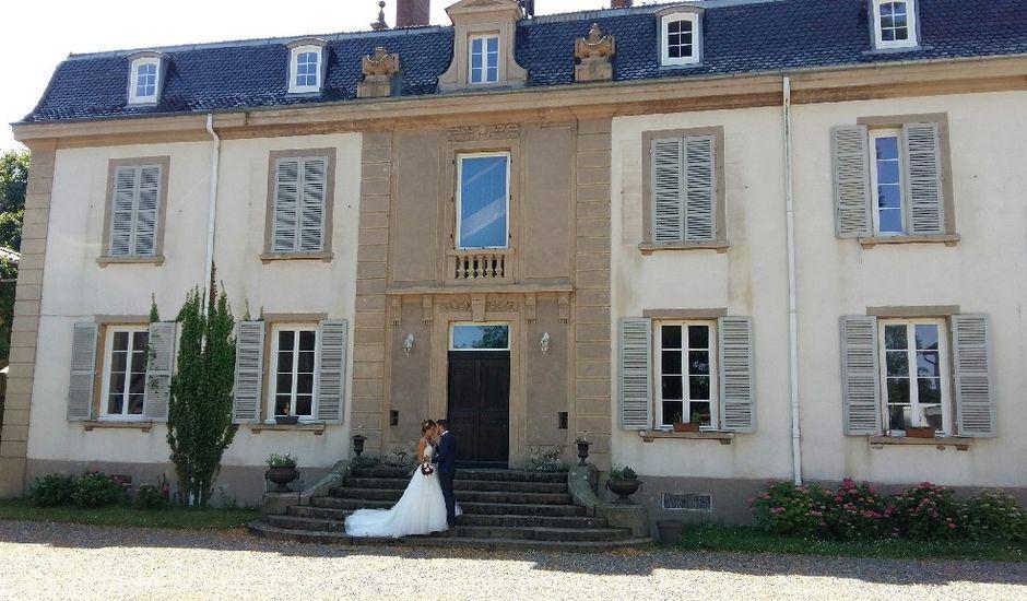 Le mariage de Cédric et Pauline à Saint-Laurent-de-Chamousset, Rhône