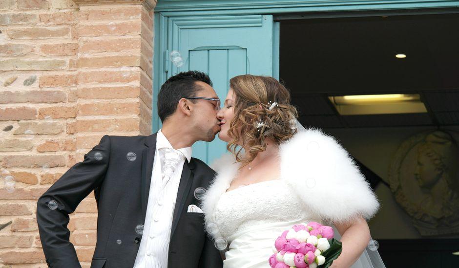 Le mariage de Cécile et Thierry à Grenade, Haute-Garonne