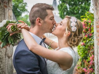 Le mariage de Marine et Jason