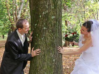 Le mariage de Benoît et Marie-Laure