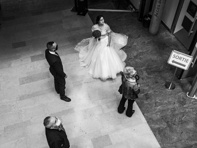 Le mariage de Vanessa et Nicolas à Saint-Priest, Rhône 12
