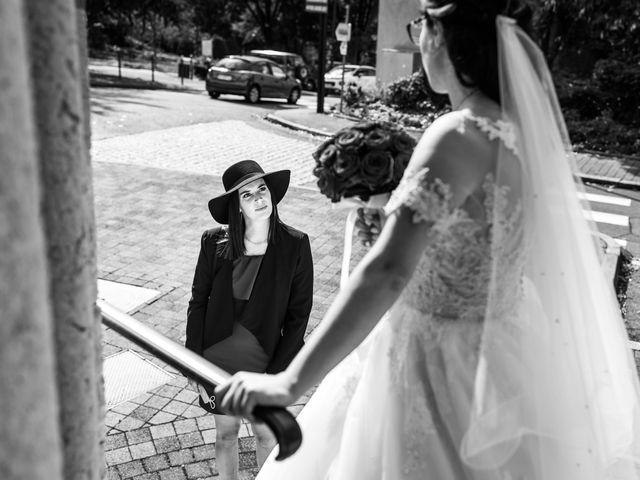 Le mariage de Vanessa et Nicolas à Saint-Priest, Rhône 38