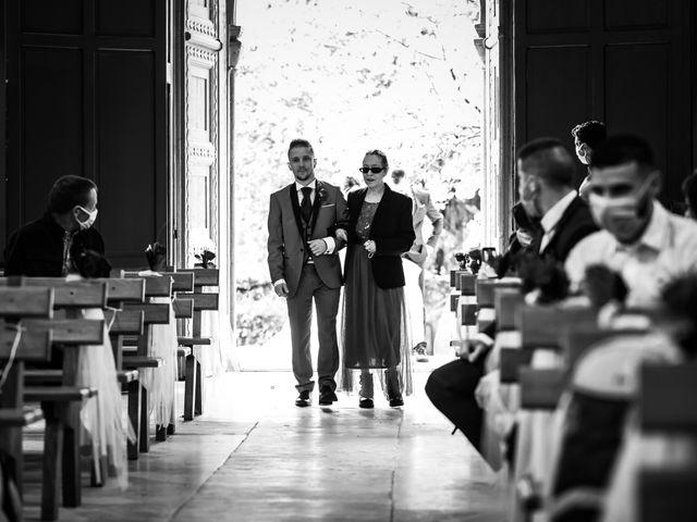 Le mariage de Vanessa et Nicolas à Saint-Priest, Rhône 42