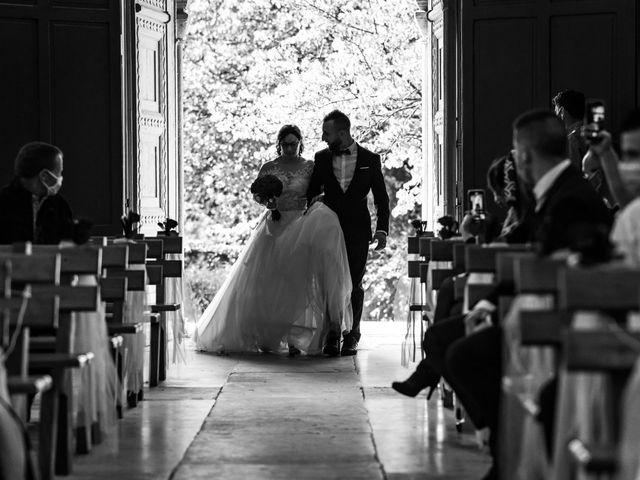 Le mariage de Vanessa et Nicolas à Saint-Priest, Rhône 44