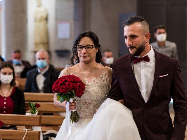 Le mariage de Vanessa et Nicolas à Saint-Priest, Rhône 45