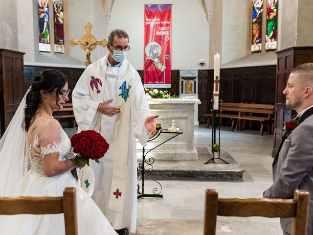 Le mariage de Vanessa et Nicolas à Saint-Priest, Rhône 46