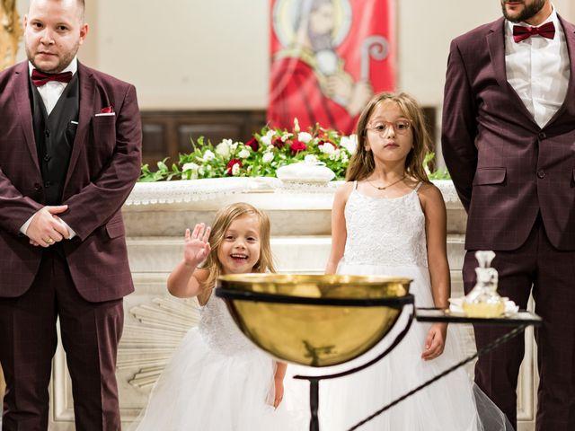 Le mariage de Vanessa et Nicolas à Saint-Priest, Rhône 51