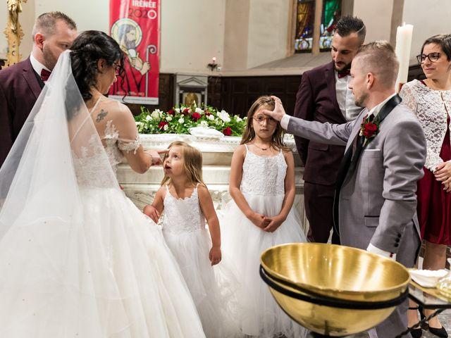 Le mariage de Vanessa et Nicolas à Saint-Priest, Rhône 55