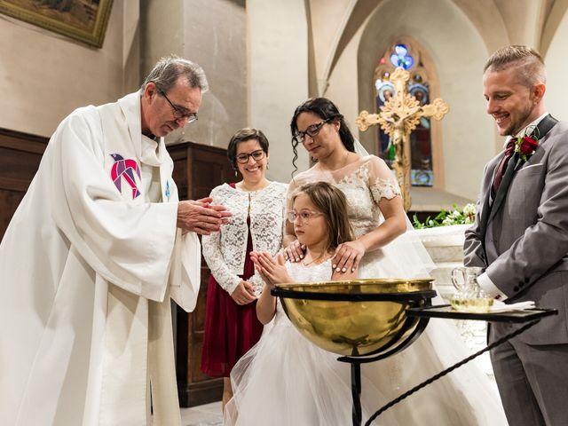 Le mariage de Vanessa et Nicolas à Saint-Priest, Rhône 58