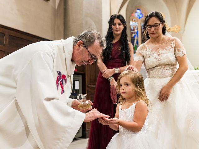 Le mariage de Vanessa et Nicolas à Saint-Priest, Rhône 61