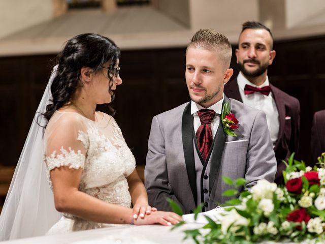 Le mariage de Vanessa et Nicolas à Saint-Priest, Rhône 63