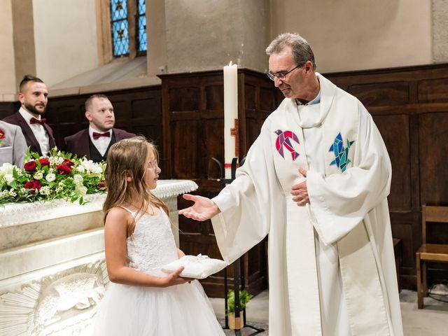 Le mariage de Vanessa et Nicolas à Saint-Priest, Rhône 68