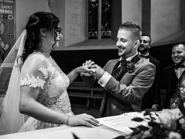 Le mariage de Vanessa et Nicolas à Saint-Priest, Rhône 70