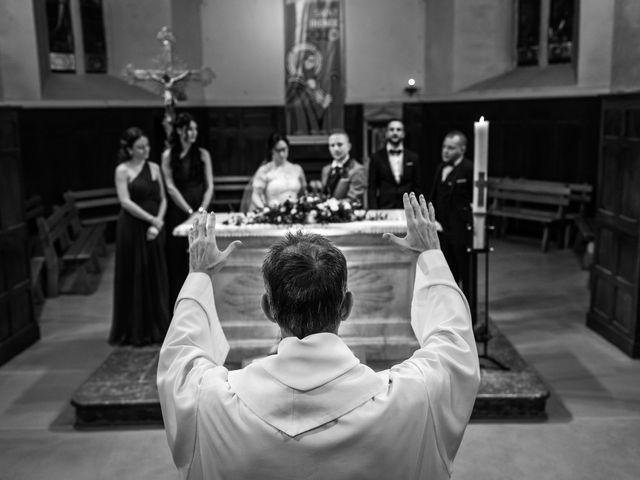 Le mariage de Vanessa et Nicolas à Saint-Priest, Rhône 72