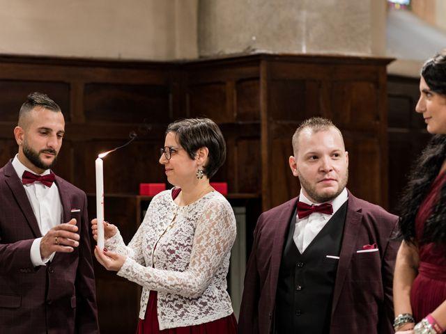 Le mariage de Vanessa et Nicolas à Saint-Priest, Rhône 74