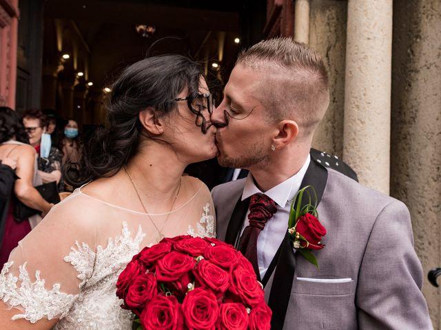 Le mariage de Vanessa et Nicolas à Saint-Priest, Rhône 76